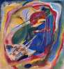 Wassily Kandinsky Paintings : Favorite Kandinsky Paintings (Attending Kandinsky at the Guggenheim)