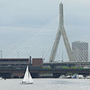 Charlestown/Zakim Bridge : Aquarium/Charlestown Ferry, Zakim Bridge walk  (Photo class)