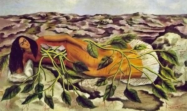 Frida Kahlo paintings