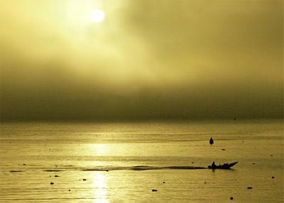 Rockport Sunrise - Early Morning