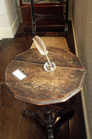 In Search of Jane Austen - Steventon, Chawton, Winchester, England